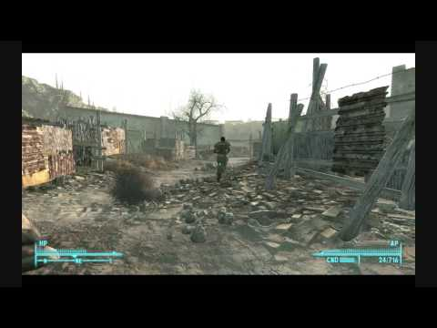 Fallout 3 Side Quests - Strictly Business part2of2