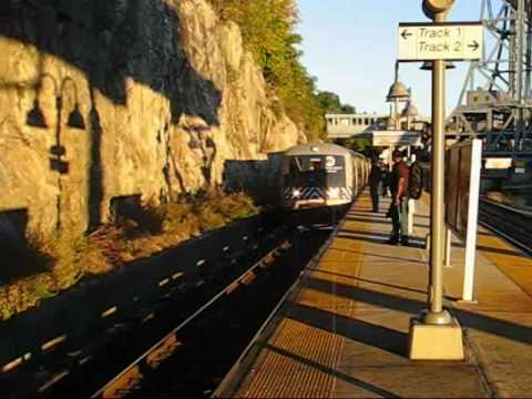 Commuting the Hudson -
