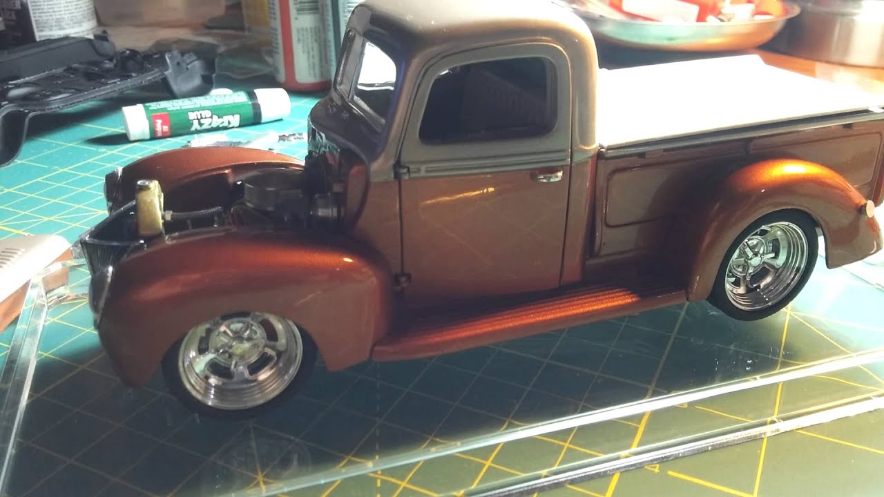 Pickup For Sale: Ford 1940 Pickup For Sale