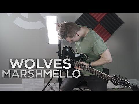 Wolves - Marshmello x Selena Gomez - Cole Rolland (Guitar Remix)