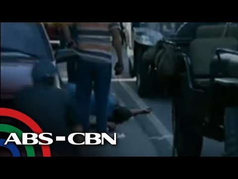 Video shows events before shootout in Cavite