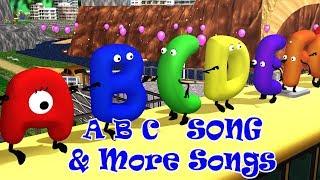 Alphabet ABC Song & More Songs | Kids Songs | Nursery Rhymes | Baby Songs | Children Songs