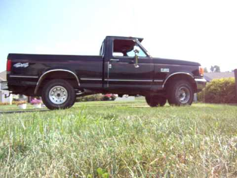 91 ford f150 glasspack exhaust