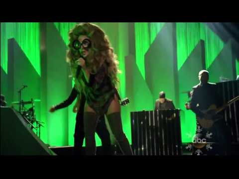 Lady Gaga :: MANiCURE :: Live @ 'Lady Gaga & the Muppets' Holiday Spectacular Music Videos
