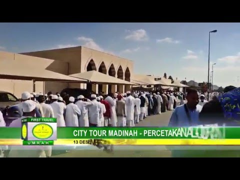Video paket umroh murah first travel 2015