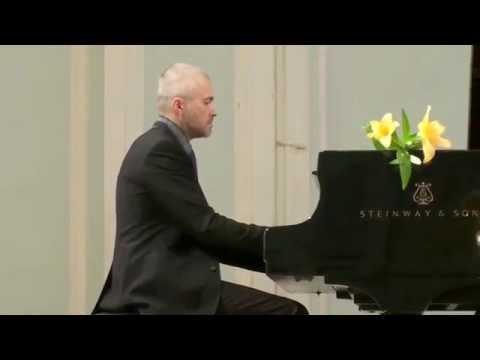 Шопен Фредерик - Три новых этюда №1 (фа мажор)