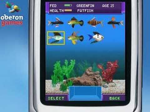 Fish tycoon mobile oberon games youtube for Fish tycoon 2 cheats