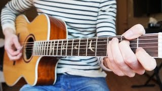 Download Lagu Justin Timberlake - Can't Stop The Feeling - Guitar Cover | Mattias Krantz Gratis STAFABAND