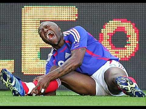 Las fracturas mas fuertes del football