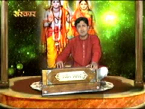 Sanskar Tv Bhajan By Sandeep Pandya,rajasthan video
