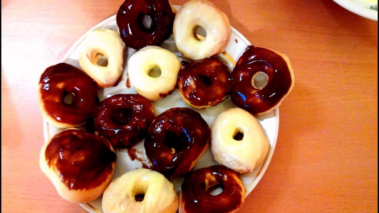 Пончики рецепт пышные в духовке 106