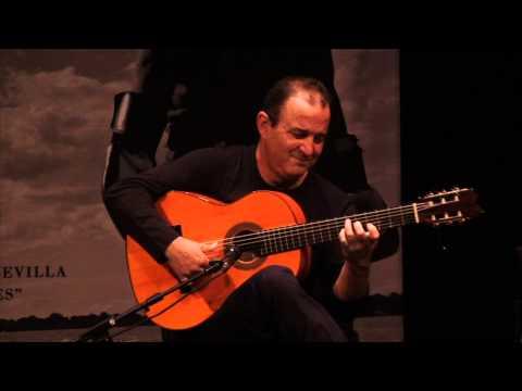 Gerardo Nu´n~ez Trio Guitarra Flamenco GUITFESTSEVILLA 2013