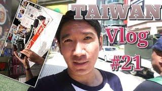 Menyusuri kota Tainan ||  hunting camera || Life in Taiwan vlog #21