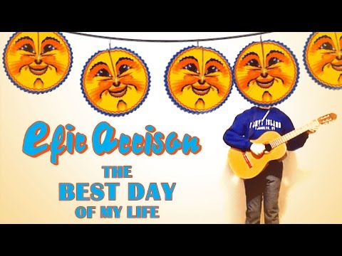 Efir Arrison: The Best Day Of My Life video
