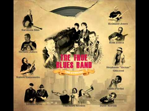 THE TRUE BLUES BAND - ''TBB&FRIENDS'' (2012) - New album promo video