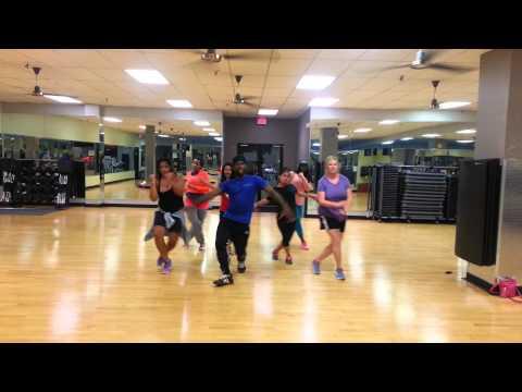 New Flame Urban Cardio Dance style