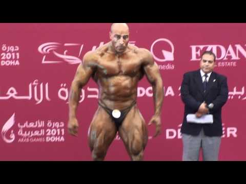Arab Games 2011 (Over 100kg): Attia Shaalan - EGYPT