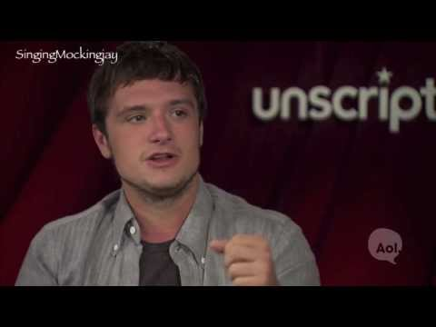 Funny moments part 3 with Jennifer Lawrence & Josh Hutcherson