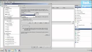 Attach 2nd HDD on Virtual Machine of Hyper V - Windows Server 2008 R2