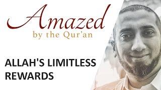Download Lagu Amazed by the Quran w/ Nouman Ali Khan: Limitless Rewards Gratis STAFABAND