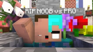 Monster School : RIP Noob vs Pro - Minecraft Animation