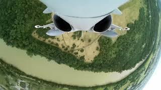 Rafale 1/7 RC Jet on board camera