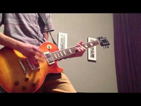 The Black Keys - Lonely Boy (guitar Cover) video