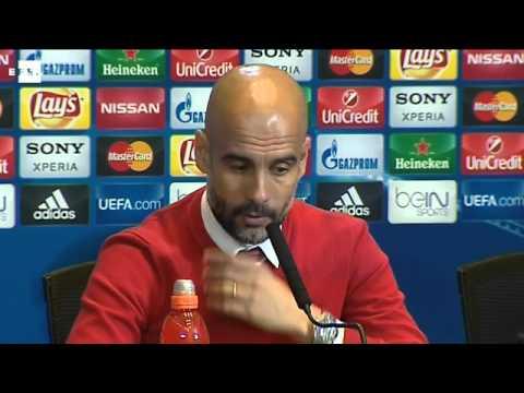 """Pep Guardiola: El Atlético lo hace todo bien y eso me gusta"""""""