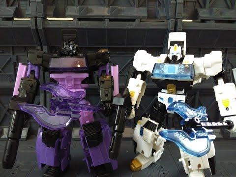 Transformers Timelines - TFCC  Nova Prime Review