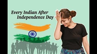 Every Indian After Independence Day   Social Experiment   Funny Video