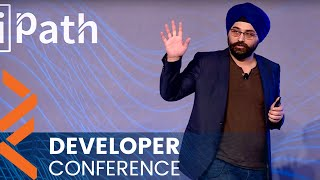 UiPath DevCon 2019: Machine Learning and Robotic Process Automation