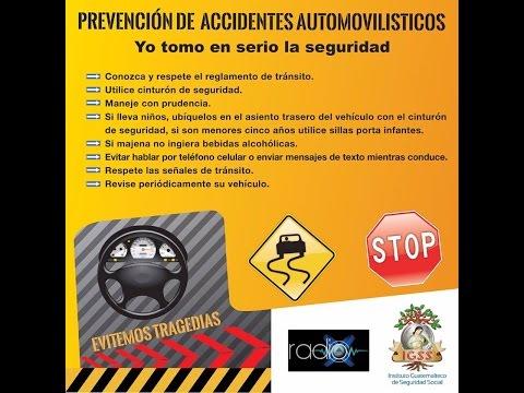Prevención de Accidentes Automovilísticos