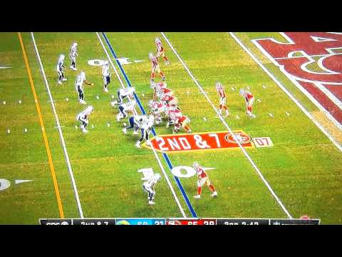 Colin Kaepernick 90 yard touchdown