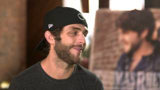 Watch Thomas Rhett Call Me Up video