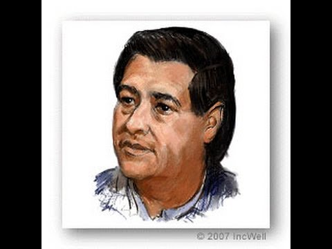 Cesar Chavez Biography - Biography Book