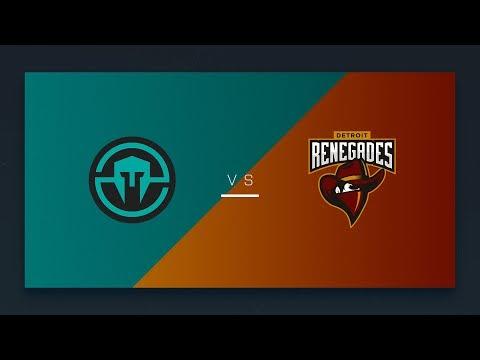 CS:GO - Immortals vs. Renegades [Cache] Map 2 - NA Day 4 - ESL Pro League Season 6
