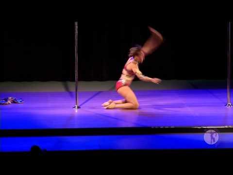 2012 USPDF Pro Optional round - Leigh Ann Reilly