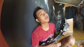 Aku menangis karena sayang padamu cover ukulele