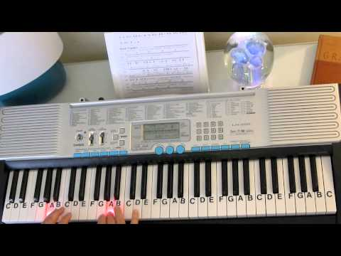 How to Play ~ The House of the Rising Sun ~ The Animals ~ LetterNotePlayer ©