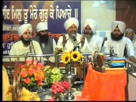 Tumri Sharan Tumari Aasa By Bhai Harbans Singh Ji Jagadhari...