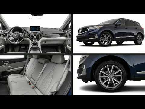 2019 Acura RDX Video