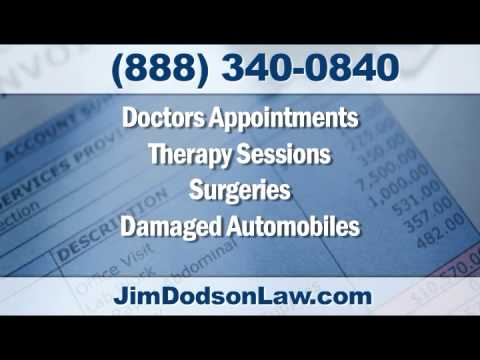 Clearwater Auto Accident Attorney Jim Dodson