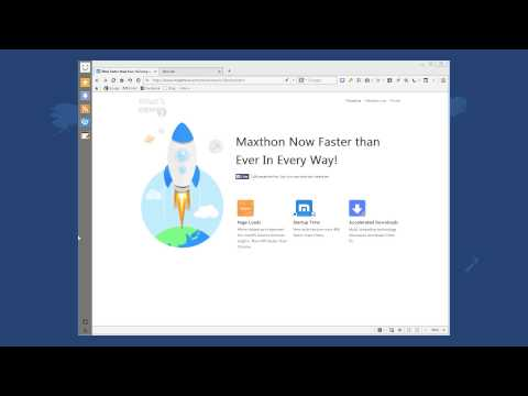 Maxthon Cloud Browser 4.1 - review by SoftPlanet