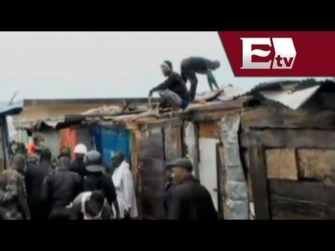 Enfermos de ébola se escapan de hospital en Liberia / Global