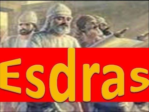 Estudio Bíblico A ESDRAS. RESUMEN Y SINTESIS
