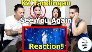KZ Tandingan - See You Again | Reaction Video - Aussie Asians | Episode 10 谭定安 单曲纯享《再见你一面》第10期