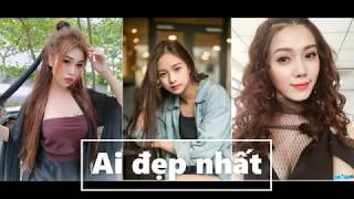 Giữa Lê Chi , Pinky Bảo Trân và Nhi Katy . Ai đẹp nhất ? Battle of beauty !
