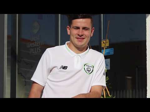 #IRLU21 INTERVIEW | Josh Cullen - 'Every kid's dream...""