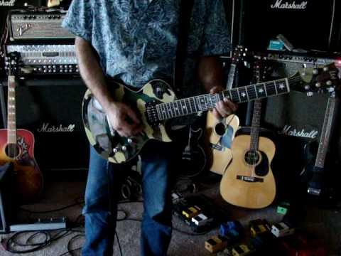 ESP LTD WA-600 Will Adler Signature Electric Guitar