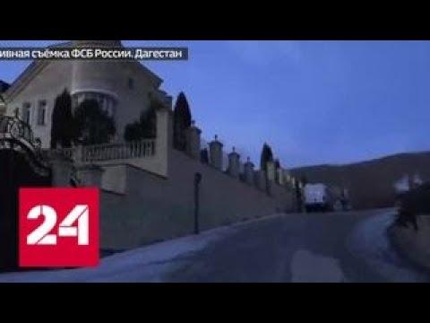 Золотой Стечкин и звериные шкуры: как жили дагестанские чиновники-аферисты - Россия 24